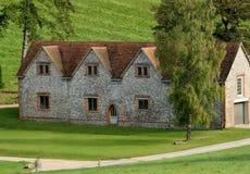 Casa inglesa rural Imagem de Stock
