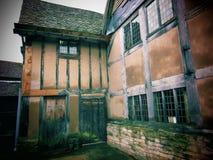 Casa inglesa velha Imagens de Stock