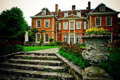 Casa inglese signorile Fotografia Stock
