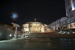 Casa internacional de Moscú de la música Fotografía de archivo libre de regalías