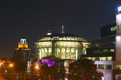 Casa internacional de Moscú de la música fotografía de archivo