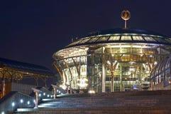 Casa internacional de Moscú de la música foto de archivo libre de regalías