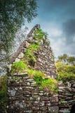 Casa irlandesa velha Foto de Stock Royalty Free