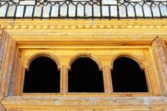 Casa islamica Fotografia Stock