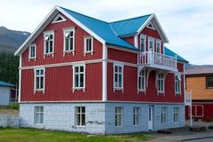 Casa in Islanda Royalty Free Stock Photography