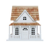 Casa isolada do Victorian Imagem de Stock