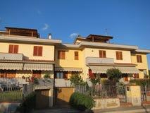 Casa italiana Fotografia de Stock