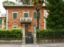 Casa italiana Immagini Stock