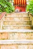 Casa italiana do estilo Foto de Stock