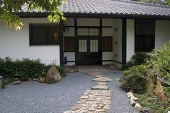 Casa japonesa foto de archivo libre de regalías