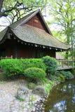 Casa japonesa Imagen de archivo libre de regalías