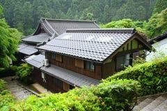 Casa japonesa Imagens de Stock Royalty Free