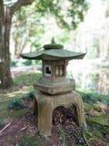 Casa japonesa del pájaro fotos de archivo