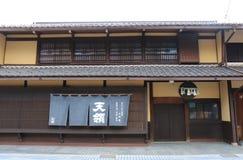 Casa japonesa tradicional Gero Japan fotografía de archivo libre de regalías
