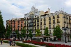 Casa Jose Cubiles, Madryt, Hiszpania Fotografia Stock
