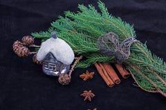Casa - juguete Foto de archivo libre de regalías