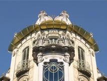 Casa La Fleur, Turin Stock Image