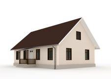 Casa ligera Imagen de archivo libre de regalías
