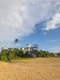 Casa ligera en Sri Lanka foto de archivo libre de regalías