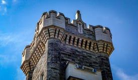 Casa Loma και βασιλικό Mews σταύλων Στοκ Εικόνες