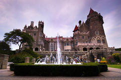 Casa Loma Royalty Free Stock Photos