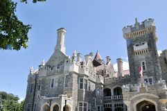Casa Loma Stock Photography