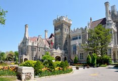 Casa Loma Royalty Free Stock Photography