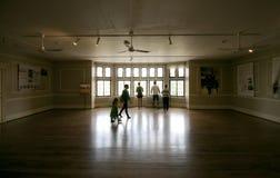 Casa LOMA - Ausstellungsraum lizenzfreie stockfotografie