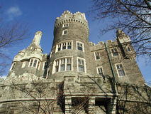Casa Loma Castle Stock Photography