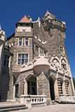 Casa Loma castle in Toronto, Canada Royalty Free Stock Image