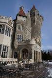 Casa Loma, castle in Toronto, Canada. Stock Images