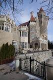 Casa Loma, castle in Toronto, Canada. Stock Photo