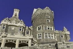Casa Loma castle Royalty Free Stock Photos