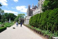 Casa Loma Garden. In Toronto, Canada Royalty Free Stock Image