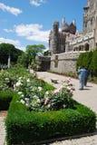 Casa Loma Garden. In Toronto, Canada Stock Images