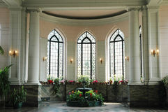 Casa Loma Garden Room Royalty Free Stock Photography