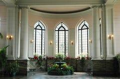 Casa Loma Garden Room. The garden room in historic building Casa Loma Royalty Free Stock Photography