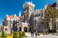 Casa Loma, one of Toronto's top ten tourist attractions Stock Photography