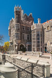 Casa Loma, one of Toronto's top ten tourist attractions Royalty Free Stock Photo