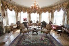 Casa Loma - sala de estar Fotos de archivo libres de regalías