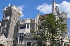 Casa Loma in Toronto Royalty Free Stock Image