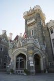Casa Loma, Toronto Fotografering för Bildbyråer