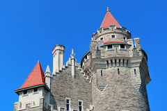 Casa Loma Stock Photo