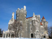 Casa Loma in Toronto, Canada Royalty Free Stock Photography