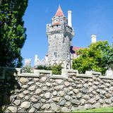 Casa Loma in Toronto Stock Images