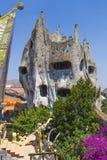 Casa louca na cidade de Dalat Imagem de Stock Royalty Free
