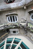 Casa louca no Lat da Dinamarca, Vietname Fotos de Stock Royalty Free
