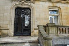 Casa lujosa los 3685 du Musée Imagenes de archivo