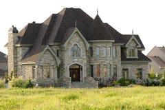 Casa luxuosa Fotografia de Stock Royalty Free