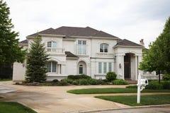 Casa luxuosa Fotografia de Stock